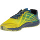 Merrell Bare Access Flex Running Shoes Men yellow/blue